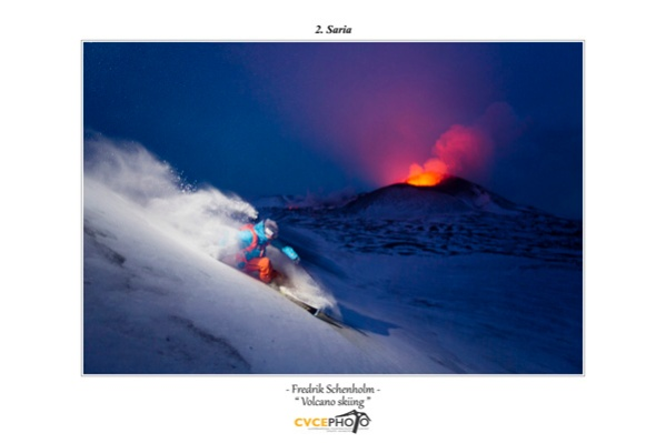 Location: Volcano Tolbachik, Kamchatka, Russia Skier: Oscar Hübinette